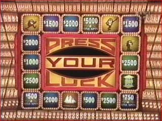 big bucks press your luck - photo #1