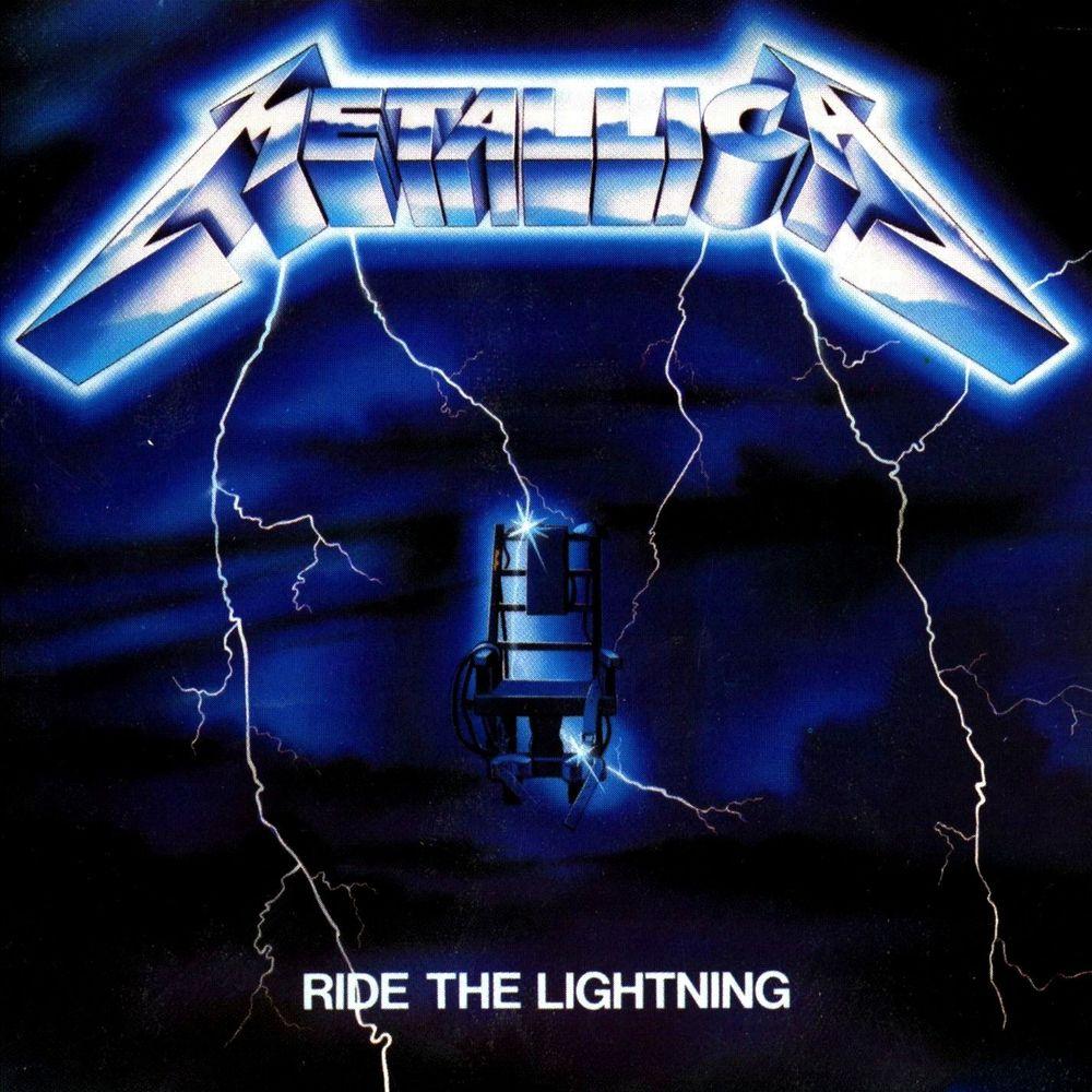 Metallica – E... Metallica Ride The Lightning Tour