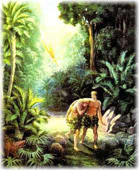 god expelled    garden  eden genesis