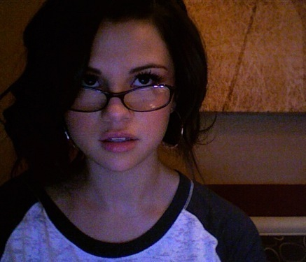 Selena Gomez Glasses