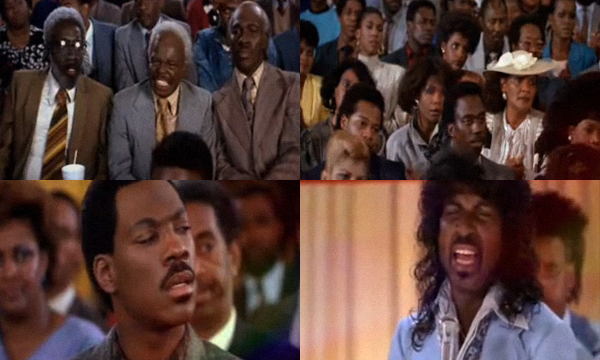Eddie murphy sexual chocolate