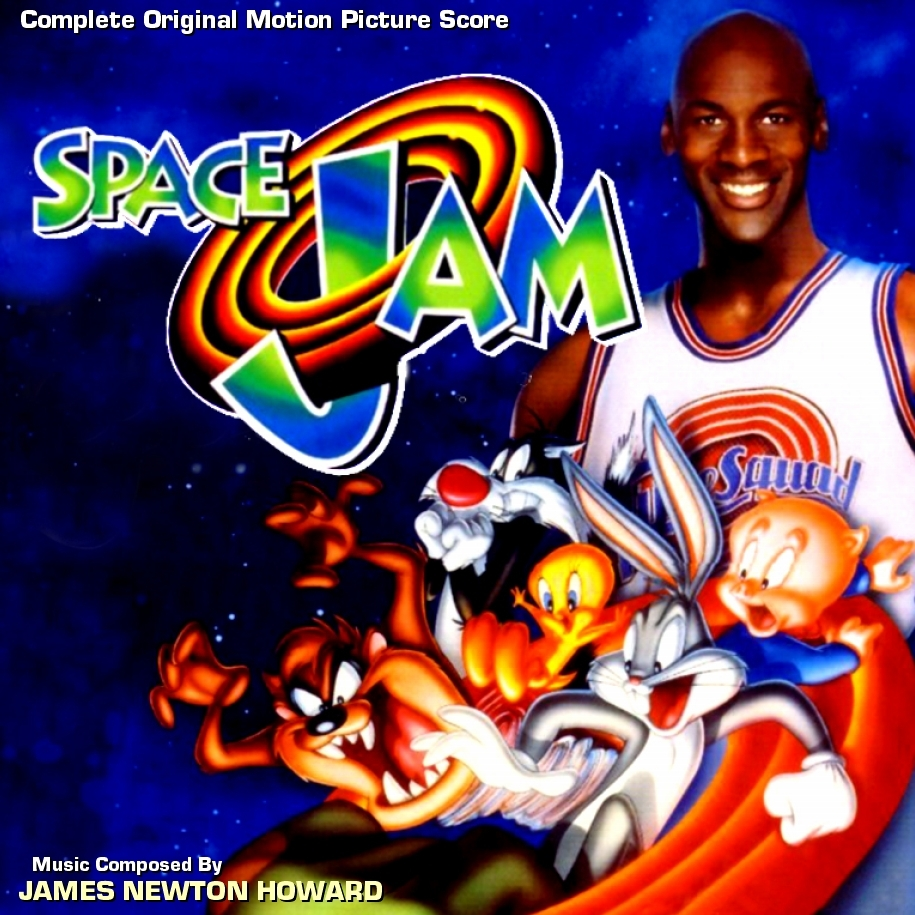 musica de space jam: