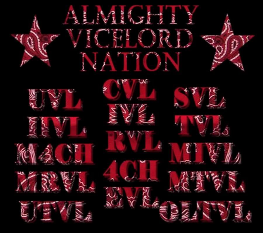 vice lord colors 28 images almighty vice crackin sixes