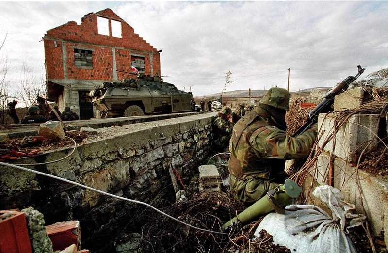 the origins of the war in kosovo and the involvement of nato The kosovo intervention set terrible precedents that have come back to haunt the  west  tags: historybalkanskosovous-russia relationswardefenseus  military  ultimately, the united states led a seventy-eight-day air war against   despite anger at nato's policy, there was little russian leaders felt.
