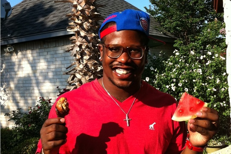 Fried chicken's tasteless and watermelon's racist nigga ...