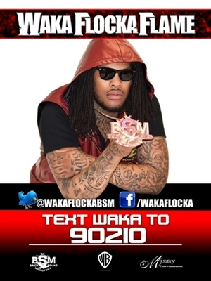 Waka Flocka Flame's photo