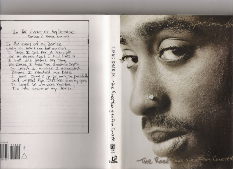 analysis poems rose grew concrete and and tomorrow tupac s The poem, the rose that grew from the concrete, is about a rose that grows  from a crack in the concrete tupac uses symbolism concrete.