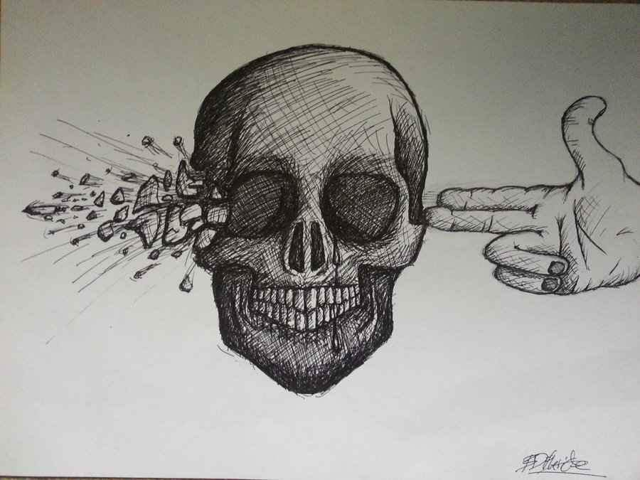 Brains Skull Brain Hang Over Your Skull