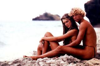 Brooke Shields Blue Lagoon Love Scene Blue Lagoon  1980  starred a