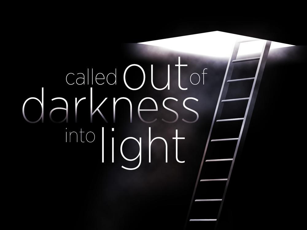 Darkness into light lyrics