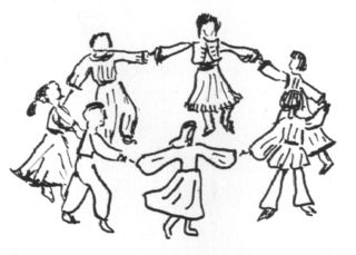 how to join dance circles at clubs