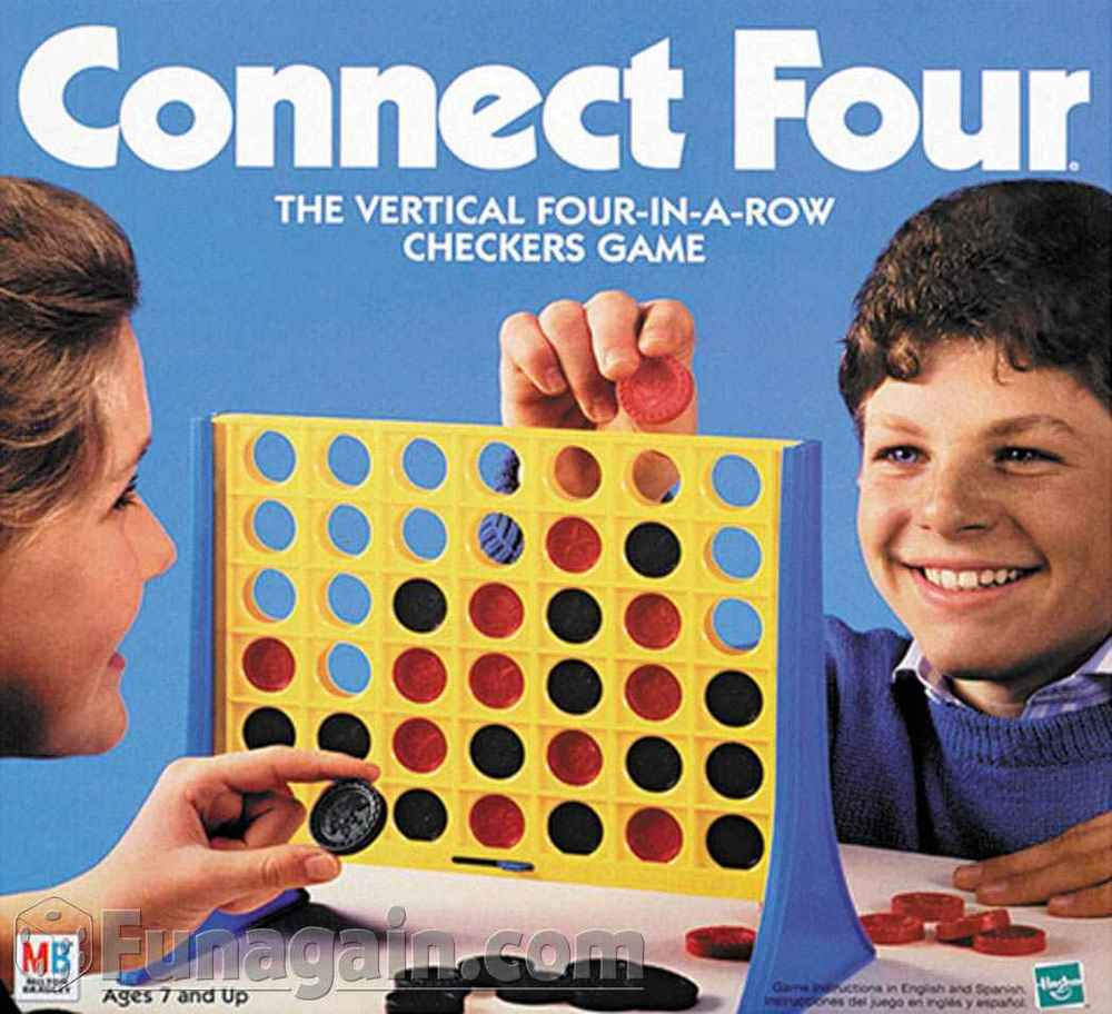 how to play connect 4 on whatsapp