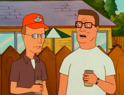 Hank Hill Characters Hank Hill is The Start