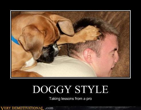 It S A Doggy Dog World Meaning