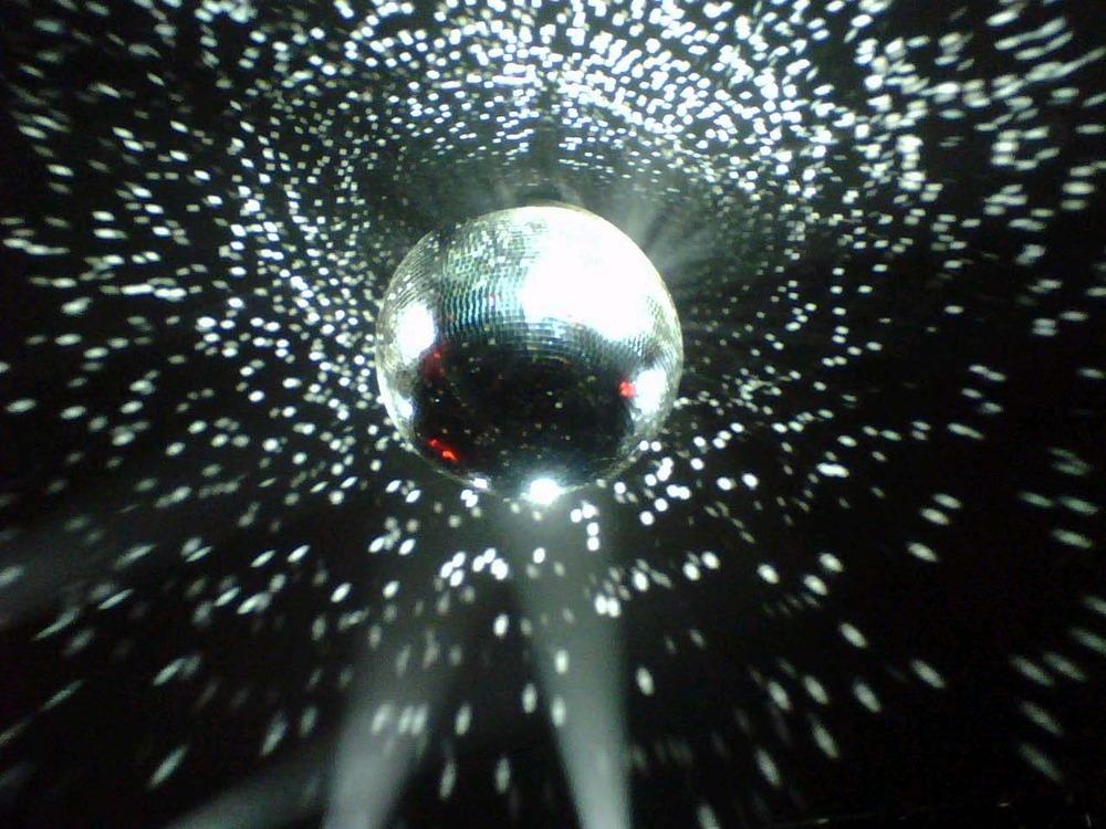 ist ein discoball.