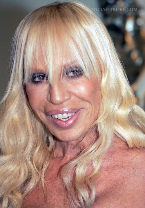 Donatella Versace Song Lyrics