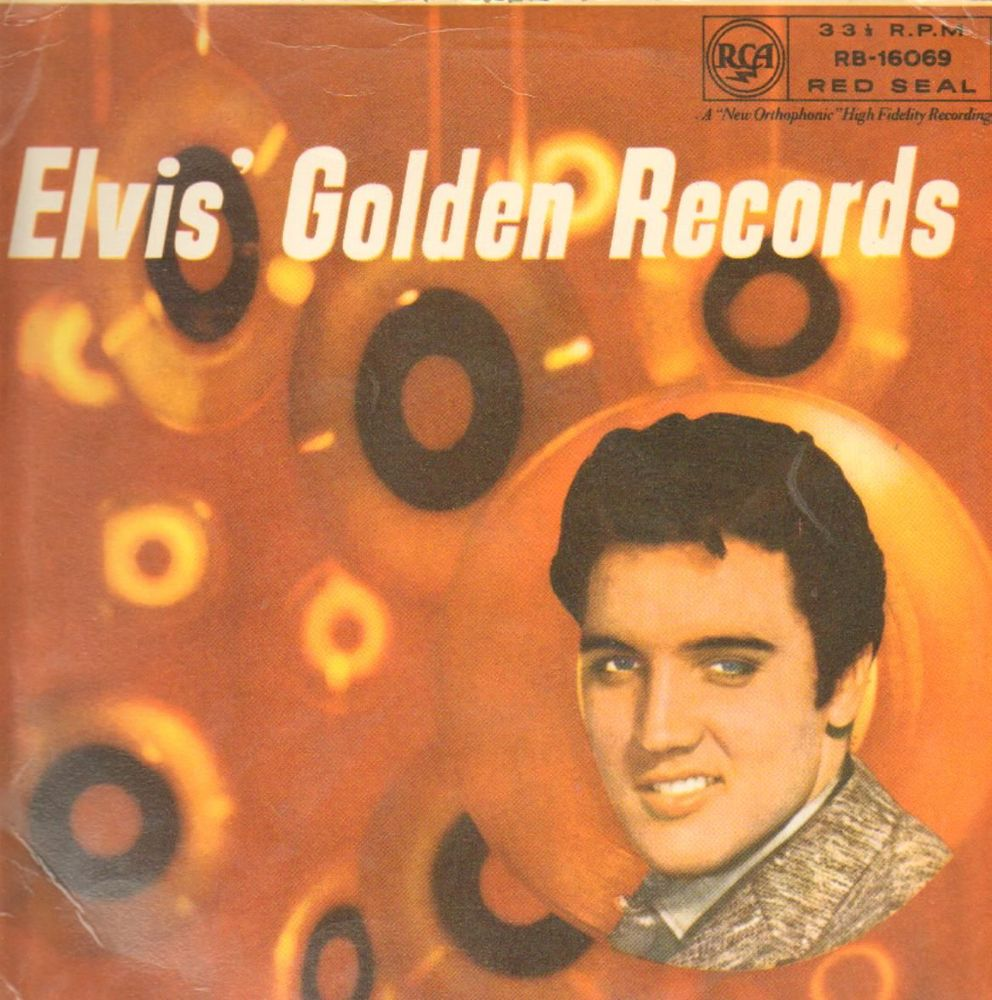 Elvis shook up lyrics