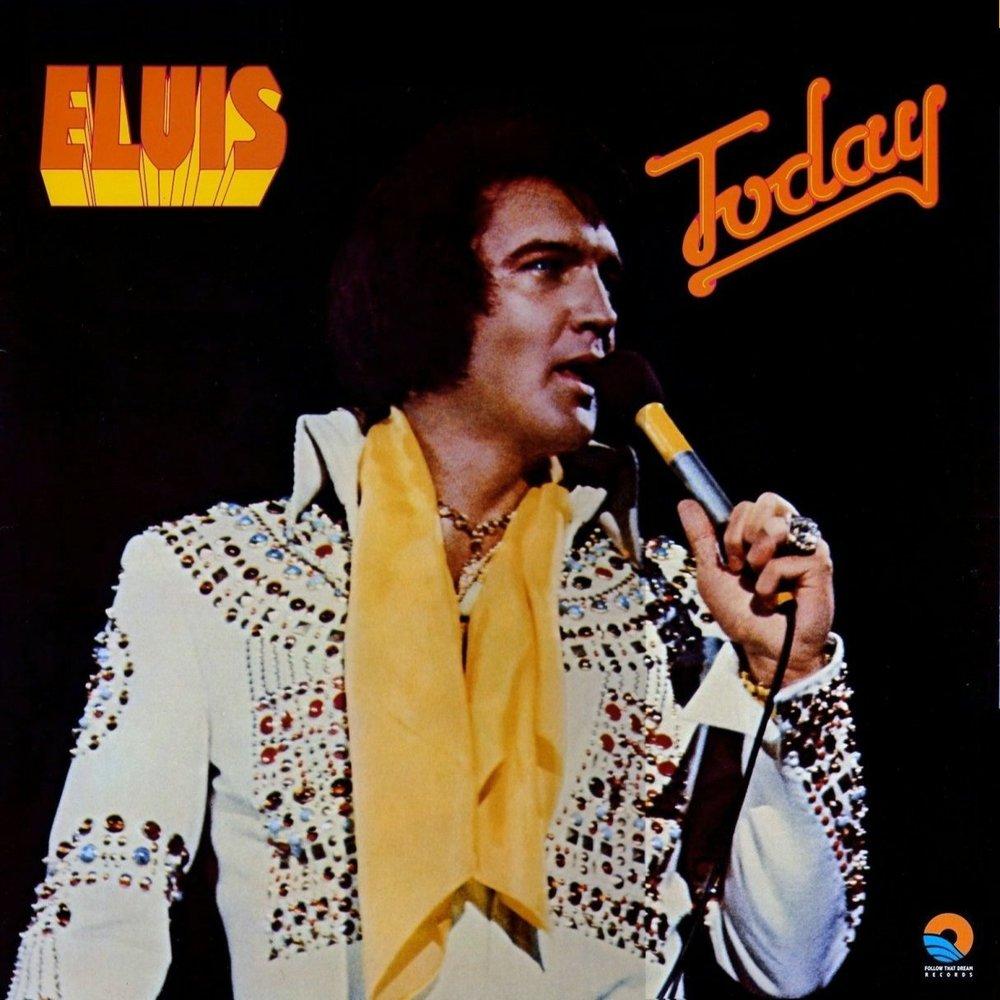 Elvis Presley Today Lyrics Genius
