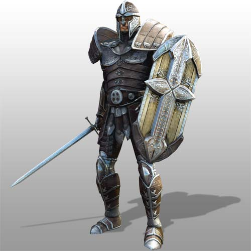 I Ll Be Your Knight In Armor So There S Un Thinkable