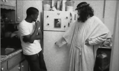 jesus walks video: