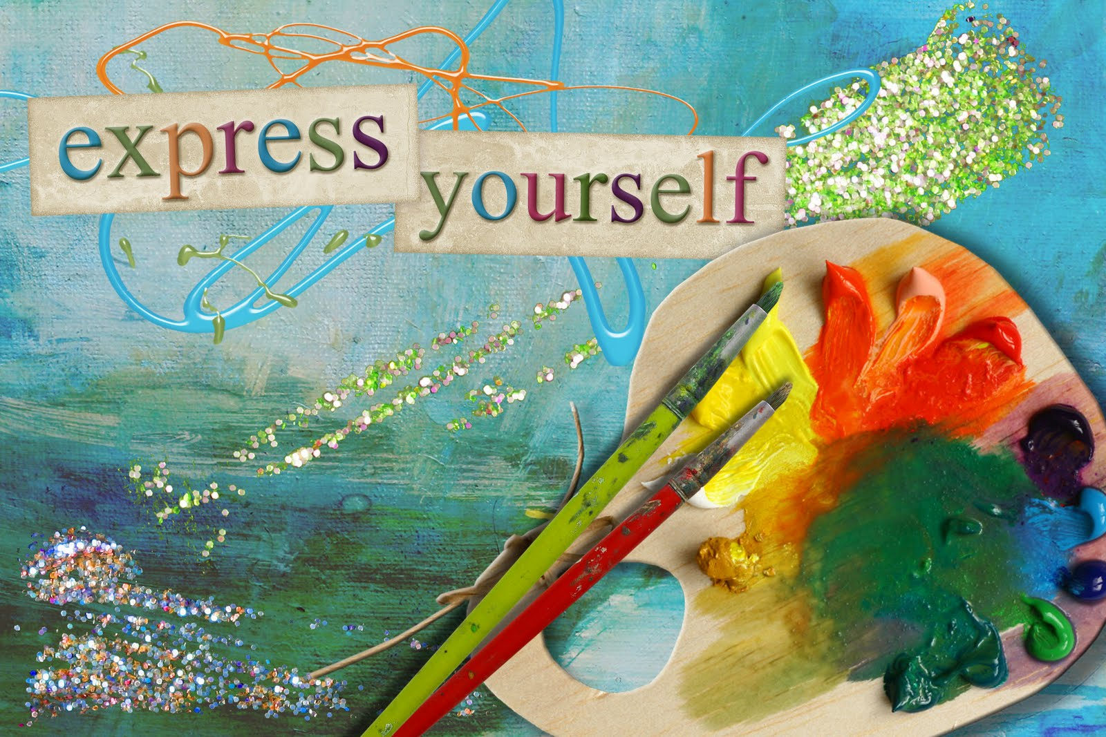 Expressions Expressions Express Yourself Express