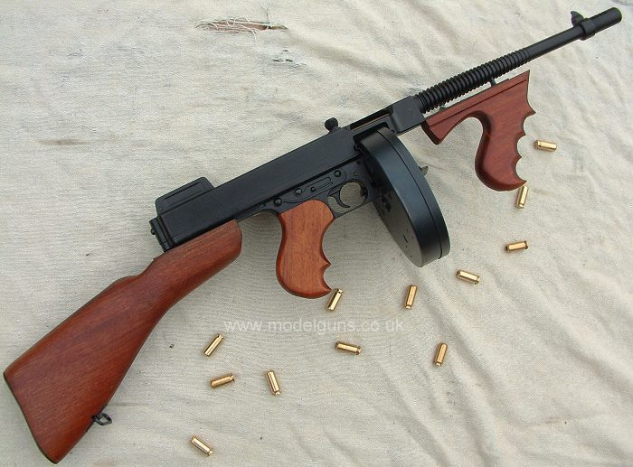 Thompson .45 SMG