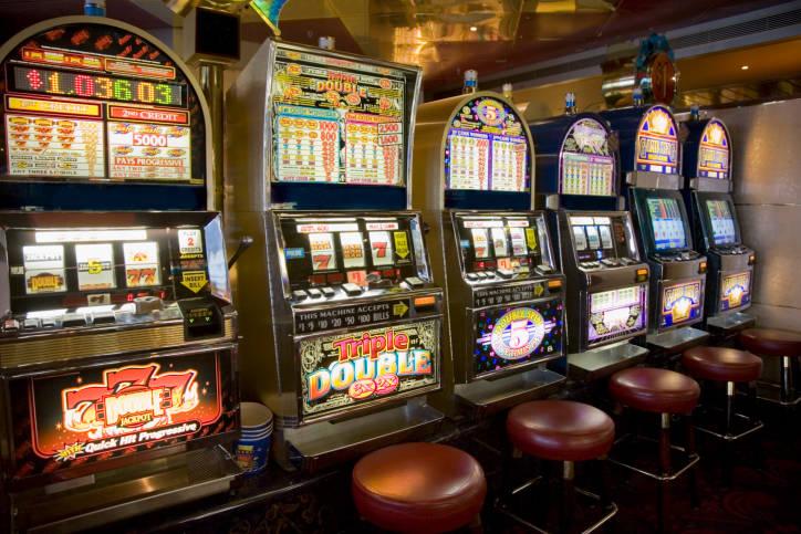 Casino sounds / slot machine sound effects at RadioSparx