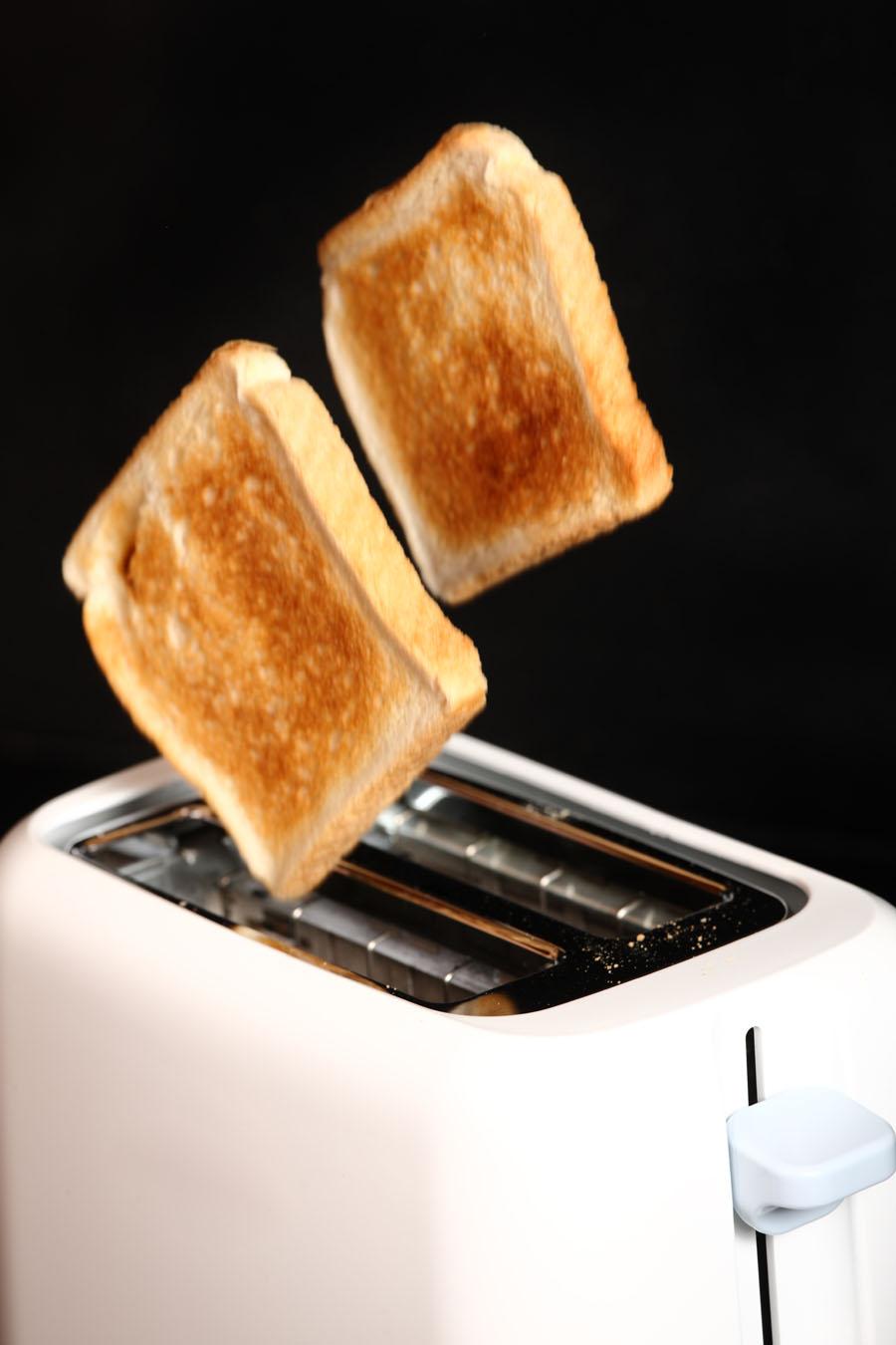 Польза хлеба из тостера