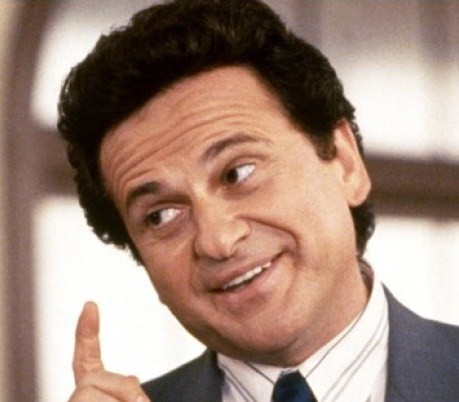 Joe Pesci was a proble...