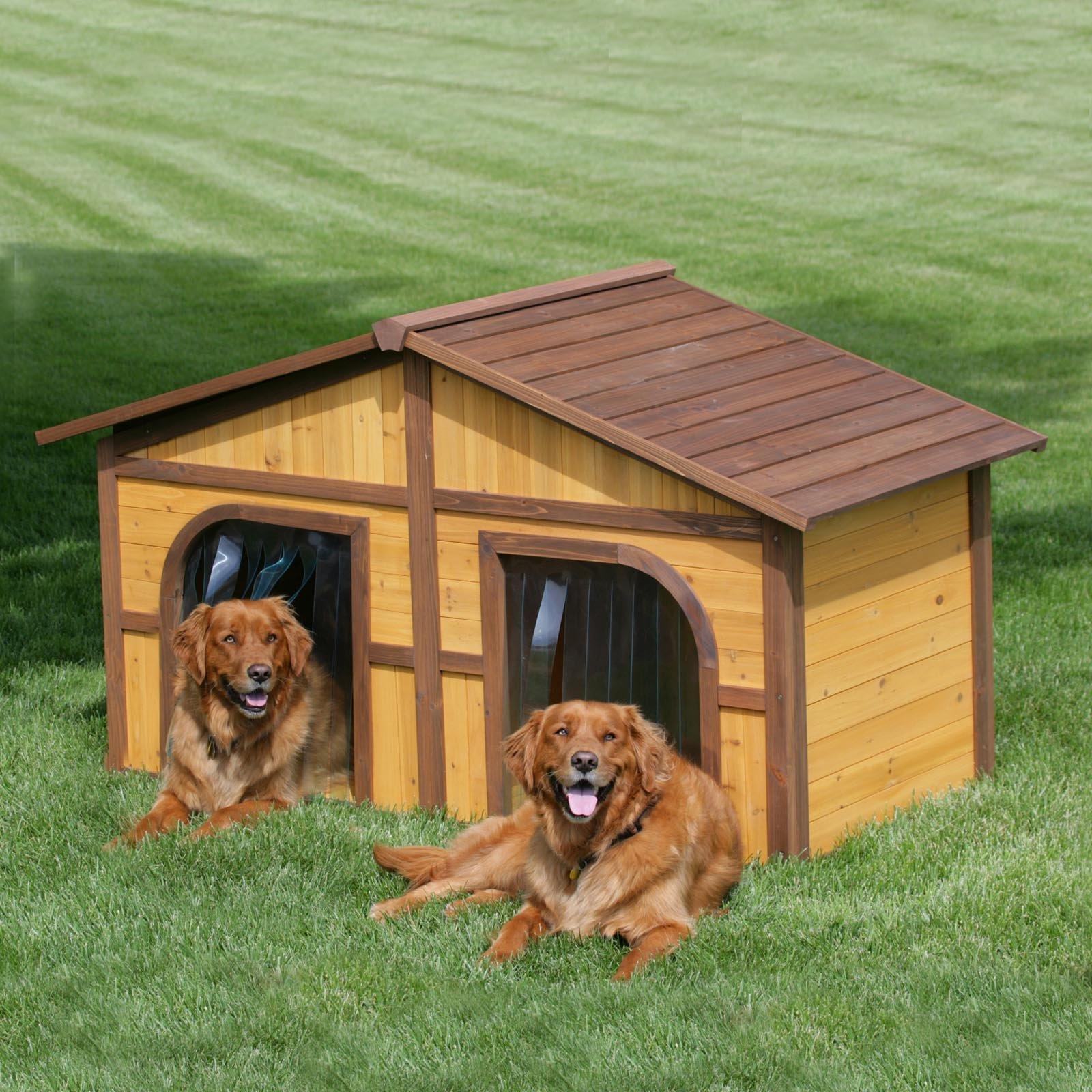 Дом для собаки во