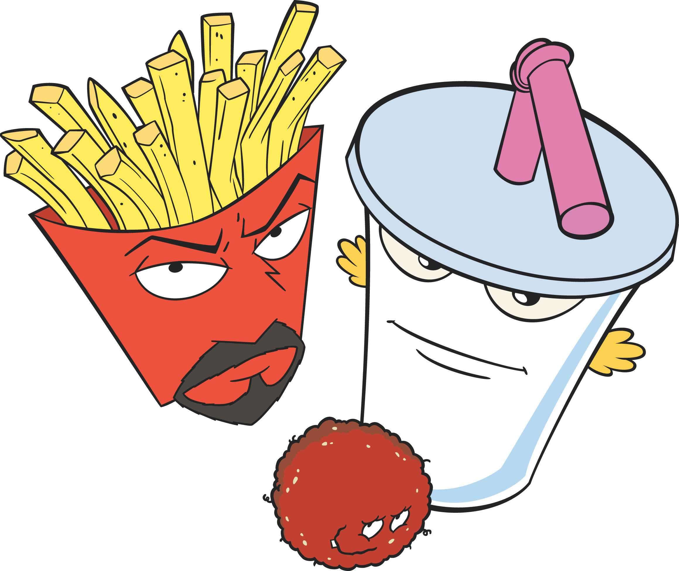 aqua teen hungry force videos