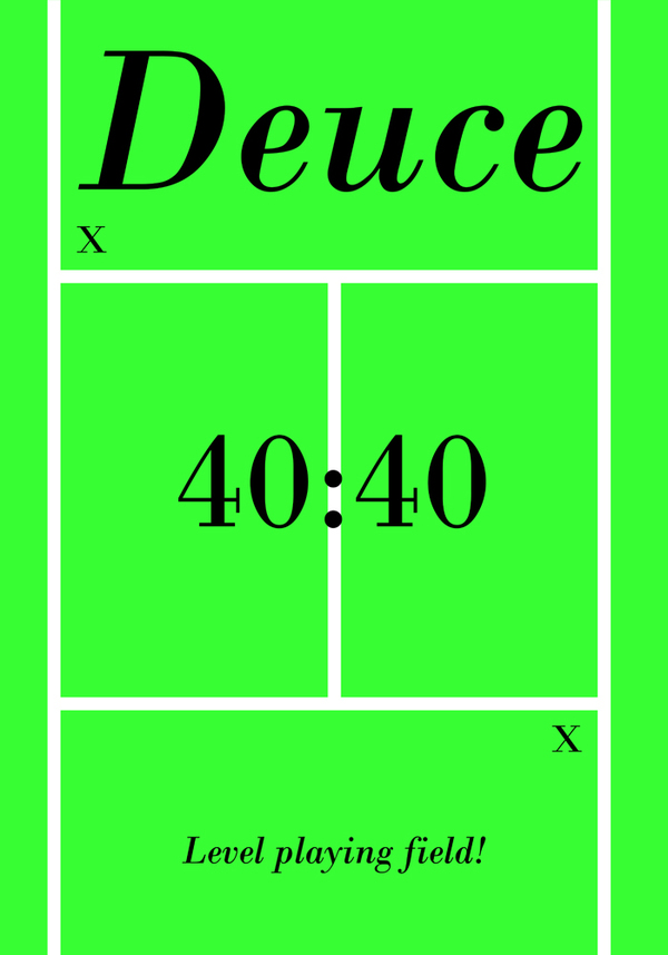 deuce definition