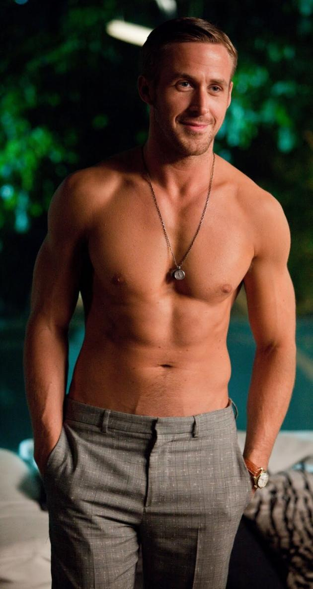 Wow I Thought Ryan Gosling Was Ripped As Shit Apparently Not He And