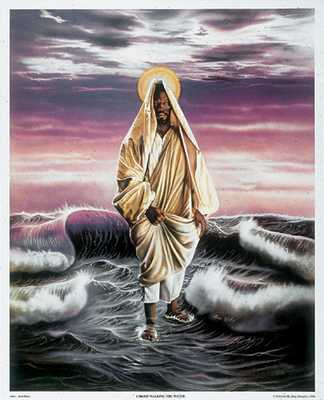 Jesus Walking On Water Tattoo jesus walking on water tattoo