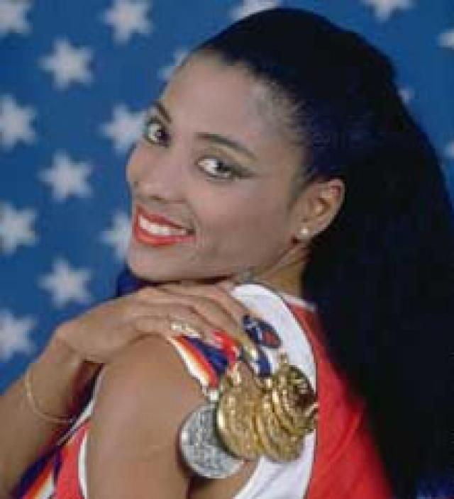 a biography of florence griffith joyner fluorescent flo Florence griffith joyner, flo jo fastest woman in history born track & field athlete   florence griffith joyner- the most fashionable athletes in olympic history.