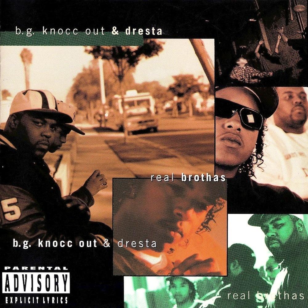 B.G. Knocc Out & Dresta - Real Brothas [1995] [MP3 320Kbps]