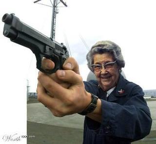 Granny Has A Gun 97