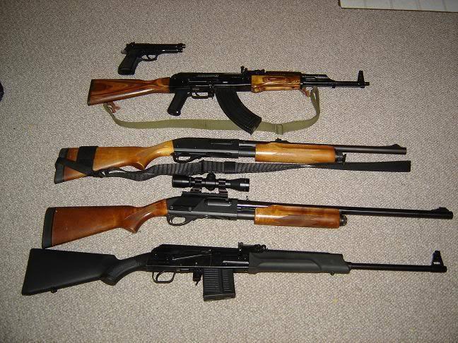 Choppa gun ridin round with them choppas