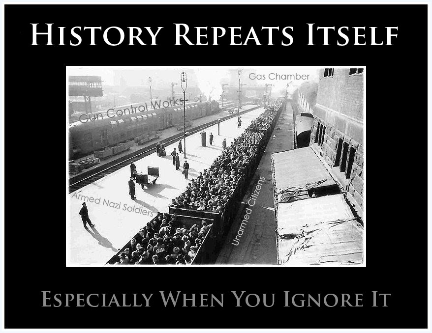History DOES NOT repeat itself?