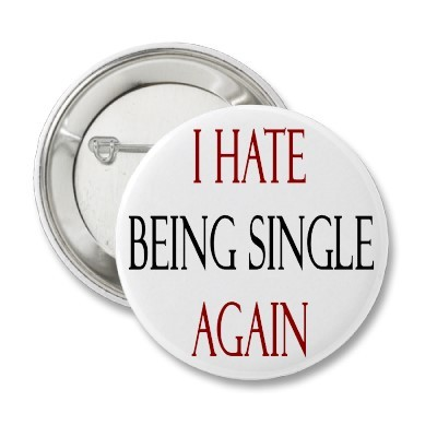 Dating again after being single