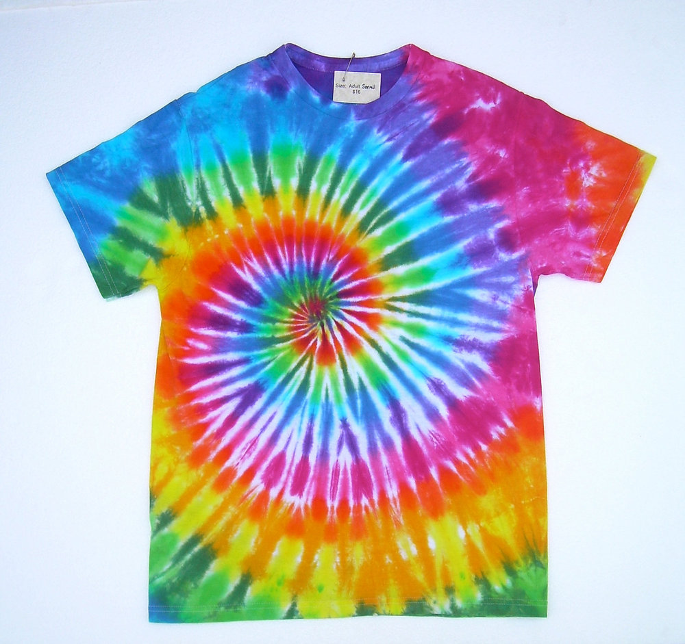 cold pizza tie dye shirts seconds by watsky