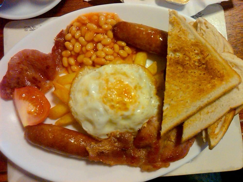 Irish breakfast food recipes