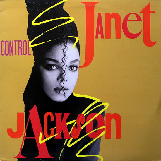 Control Janet Jackson Album Cover This is a story about control,