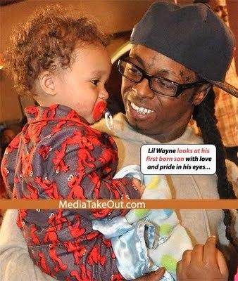 Lil Wayne Dwayne Carter Iii At the Time  Lil Wayne ended