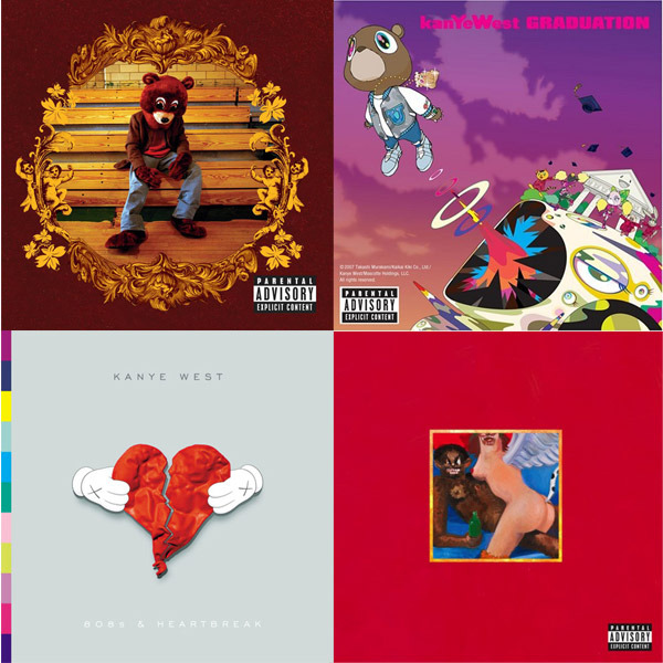 wiki kanye west discography