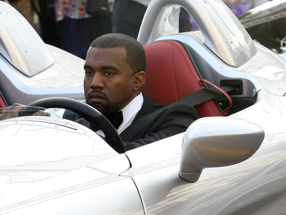 Video  Kanye West Cars Collection 2017  Digital Majority