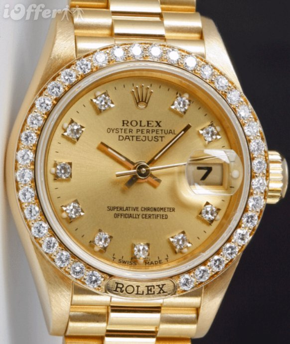 Rolex Gold Watches