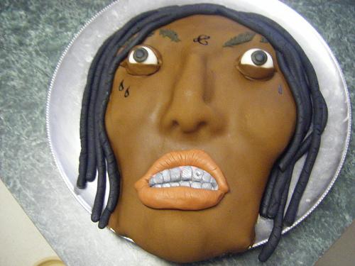 Lil Wayne Cakes LIL WAYNE