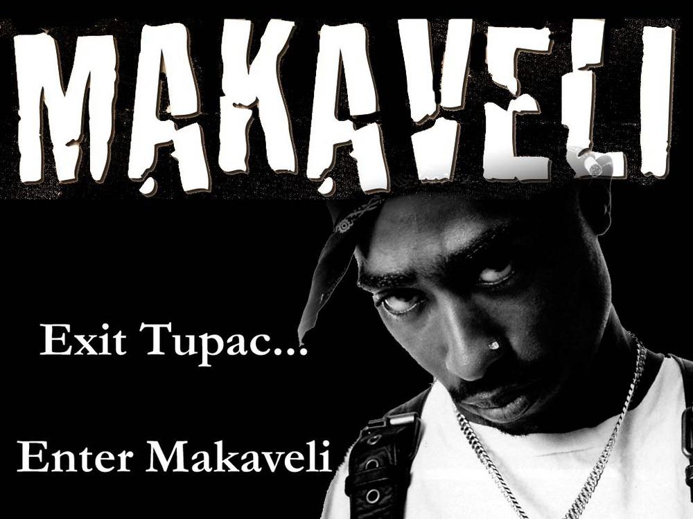 2 Pac - Mr. Makaveli (Rhyme Zee Mix) - YouTube