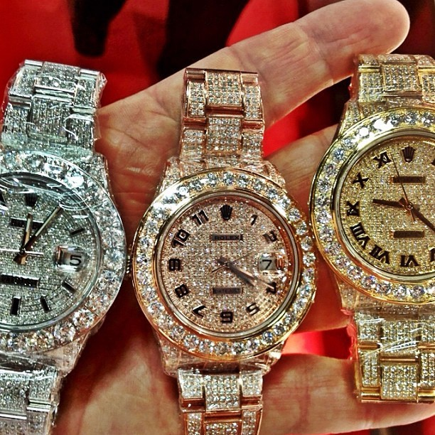 So Icy Jewelry >> Icy as a hockey rink, Philly.. – Intro (Dreams and Nightmares)